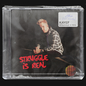 Struggle Is Real by Kayef