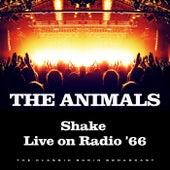 Shake Live on Radio '66 (Live) de The Animals