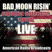 Bad Moon Risin' (Live) fra Creedence Clearwater Revival