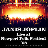 Live at Newport Folk Festival '68 (Live) de Janis Joplin