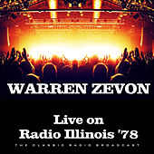 Live on Radio Illinois '78 (Live) de Warren Zevon