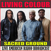 Sacred Ground (Live) de Living Colour