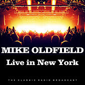 Live in New York (Live) by Mike Oldfield