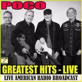 Greatest Hits Live (Live) de Poco