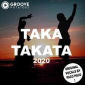 Taka Takata 2020 by Groove Potatoes