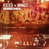 Soundcheck van Rod G.