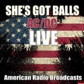 She's Got Balls (Live) von AC/DC