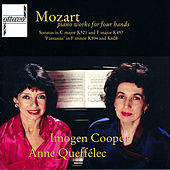 Mozart: Pianoworks for Four Hands by Imogen Cooper