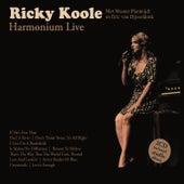 Harmonium Live de Ricky Koole