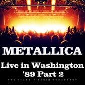 Live in Washington '89 Part 2 (Live) de Metallica