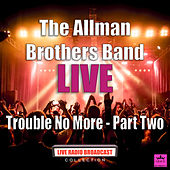 Trouble No More - Part Two (Live) di The Allman Brothers Band