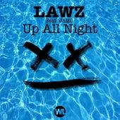 Up All Night von L a w Z