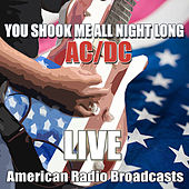 You Shook Me All Night Long (Live) de AC/DC