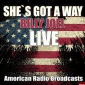 She`s Got A Way (Live) de Billy Joel