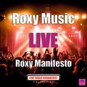Roxy Music Manchester (Live) de Roxy Music