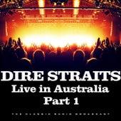 Live in Australia Part 1 (Live) de Dire Straits
