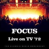 Live on TV '72 (Live) di Focus
