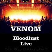 Bloodlust Live (Live) de Venom