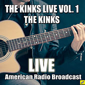 The Kinks live Vol. 1 (Live) by The Kinks