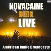 Novacaine (Live) de Beck