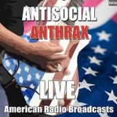 Antisocial (Live) de Anthrax