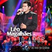 10 Anos Ao Vivo Em Goiânia (Ao Vivo) de Léo Magalhães