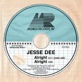 Alright di Jesse Dee