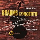 Brahms: Violin Concerto in D Major, Op. 77 de Isaac Stern