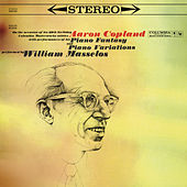 Copland: Piano Variations & Capriccio (Remastered) von William Masselos