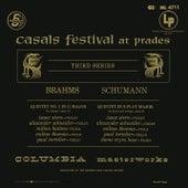 Brahms: Quintet No. 2 in G Major - Schumann: Quintet in E-Flat Major (Remastered) de Isaac Stern