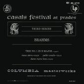 Brahms: Trio No. 1 in B Major, Op. 8 de Isaac Stern