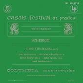 Schubert: Quintet in C Major, Op. 161 de Isaac Stern