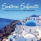 Santorini Silhouette de Chris Sarantakis