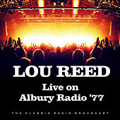 Live on Albury Radio '77 (Live) de Lou Reed