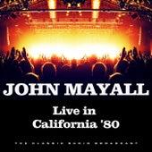Live in California '80 (Live) de John Mayall