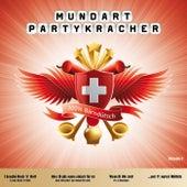 Mundart Partykracher Vol. 1 100% Bärndütsch von Martens-Band