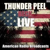 Thunder Peel (Live) de Beck