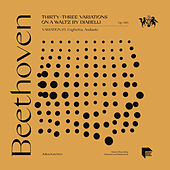 Beethoven: Thirty-Three Variations on a Waltz by Diabelli, Op. 120: Variation 24. Fughetta. Andante by Julius Katchen