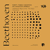 Beethoven: Thirty-Three Variations on a Waltz by Diabelli, Op. 120: Variation 21. Allegro con brio - Meno allegro - Tempo primo von Julius Katchen