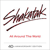 All Around the World (40th Anniversary Edition) von Shakatak