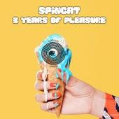SpinCat 3 Years Of Pleasure de Various Artists