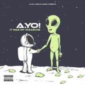 It Was My Pleasure - EP de Ayo