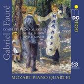 Faure: Piano Quartets, Op.15, Op. 45 von Mozart Piano Quartet