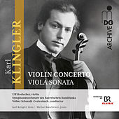 Klingler: Violin Concerto von Symphonie-Orchester des Bayerischen Rundfunks