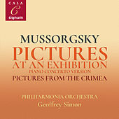 Mussorgsky: Pictures at an Exhibition (Piano Concerto Version), Pictures from Crimea de Philharmonia Orchestra