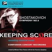 Shostakovich: Symphony No. 5 von San Francisco Symphony