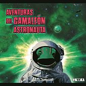 Aventuras del Camaleón Astronauta de Vøltika