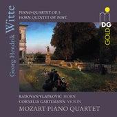 Witte: Chamber Music von Mozart Piano Quartet