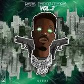 56 Fours Vol. II de Steki