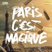 Paris c'est magique by Leto